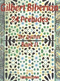 9780936186771: 24 Preludes for Guitar (Book 2)