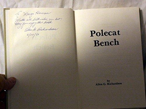 9780936204406: Polecat Bench