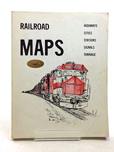 Railroad Maps. The Midwest. Ohio, Indiana, Illinois, Michigan, Wisconsin, West Virginia, Anon.