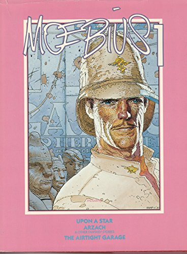9780936211107: Moebius One (Limited-Signed Edition No. 12)