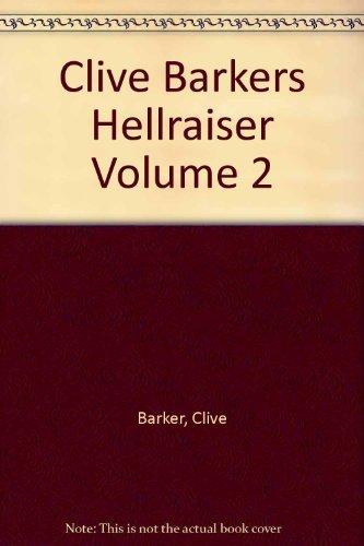 9780936211305: Clive Barkers Hellraiser Volume 2