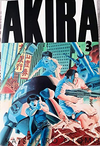 9780936211404: Akira Vol 3