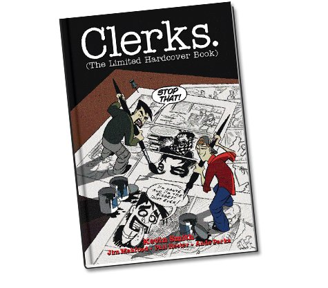 9780936211589: Clerks: The limited hardcover book