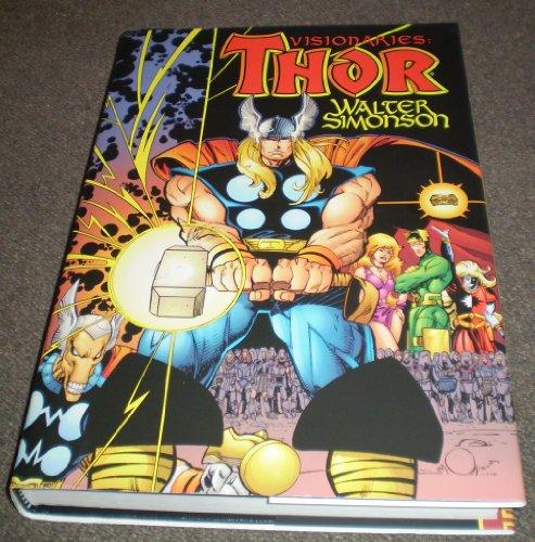Thor Visionaries Walter Simonson Signed: Simonson, Walter