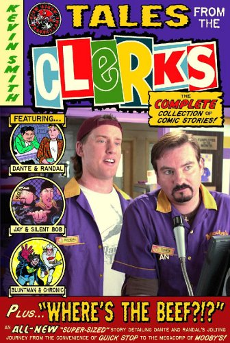 9780936211787: Tales From The Clerks