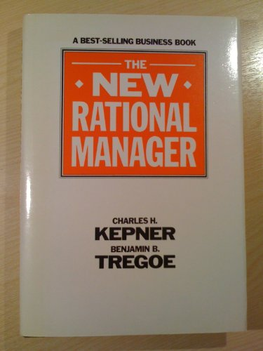 9780936231013: New Rational Manager