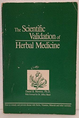 9780936261041: Scientific Validation of Herbal Medicine