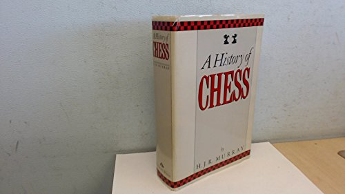 History of Chess: Harold J. Murray