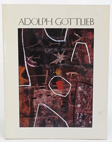 9780936364001: Adolph Gottlieb, paintings, 1921-1956 [Paperback] by Gottlieb, Adolph