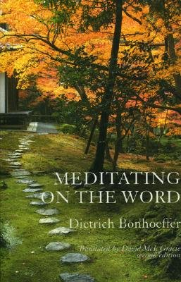 9780936384412: Meditating on the Word