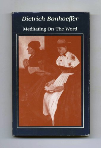 9780936384436: Meditating on the Word