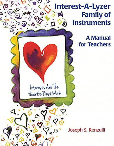 9780936386690: Interest-A-Lyzer Family of Instruments: A Manual for Teachers