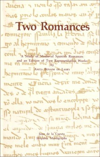 Two Romances: Anita Benaim De
