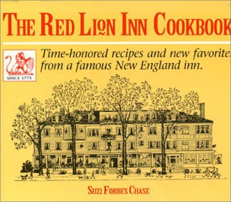 9780936399287: The Red Lion Inn Cookbook