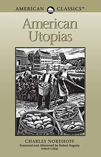 9780936399539: American Utopias (American Classics)