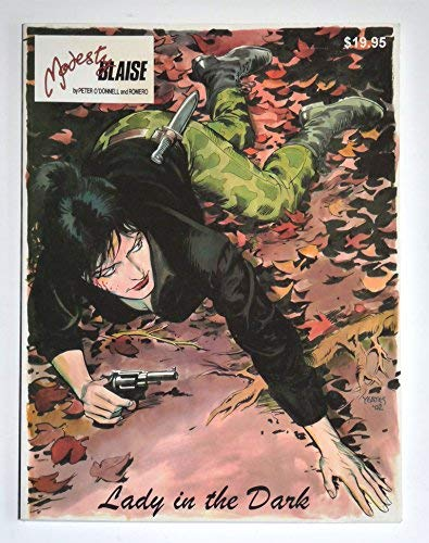 Modesty Blaise: Lady in the Dark: Peter O'Donnell