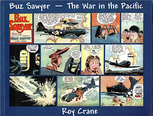 9780936414140: Buz Sawyer: The War in the Pacific