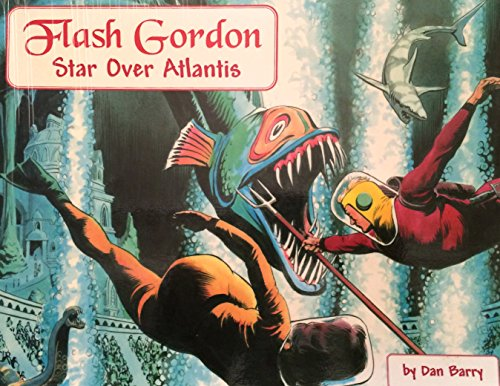 9780936414164: Flash Gordon: Star over Atlantis