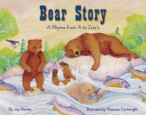 9780936425702: Bear Story: A Rhyme from A to Zzzz's