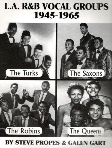 L.A. R&B Vocal Groups, 1945-1965: Propes, Steve