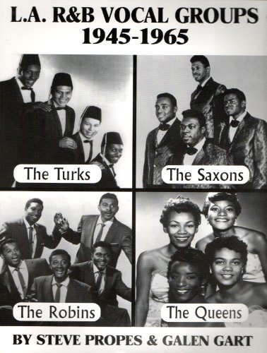 9780936433189: L.A. R&B Vocal Groups, 1945-1965