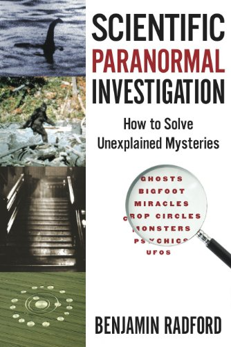 9780936455112: Scientific Paranormal Investigation: How to Solve Unexplained Mysteries