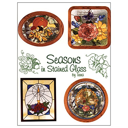 9780936459363: Seasons in Stained Glass