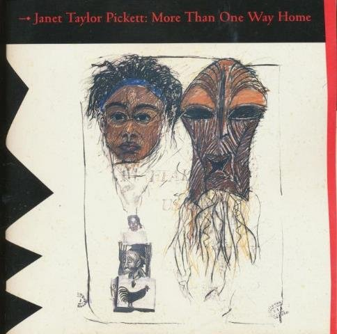 9780936489544: Janet Taylor Pickett: More than one way home