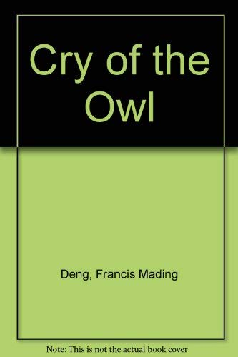 9780936508252: Cry of the Owl