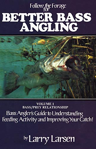 9780936513034: Follow the Forage for Better Bass Angling (Bass Series Library)