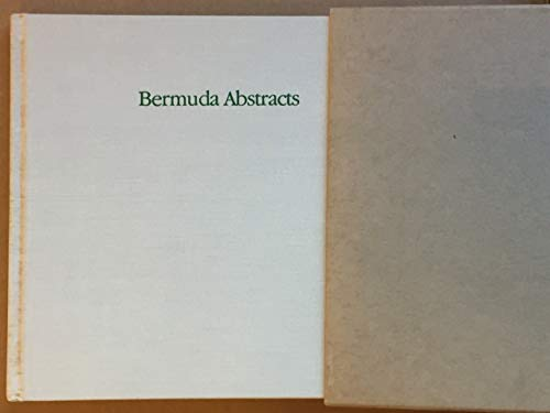 9780936554082: Bermuda Abstracts