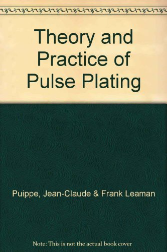 9780936569024: Theory and Practice of Pulse Plating