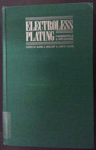 9780936569079: Electroless Plating: Fundamentals and Applications