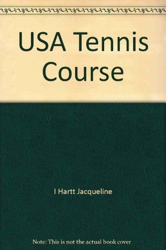 USA Tennis Course: 500 Visual Ways to: Tantalo, Victor