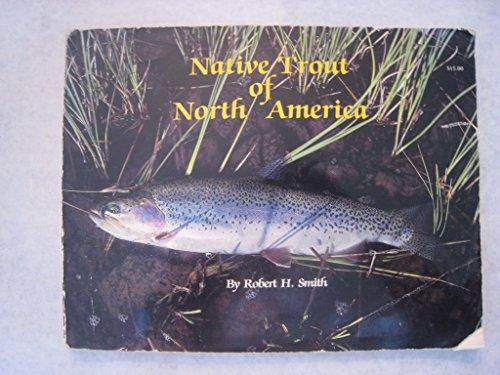 9780936608150: Native Trout of North America