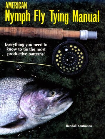 9780936608211: American Nymph Fly Tying Manual