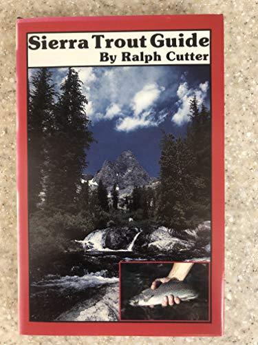 9780936608242: Sierra trout guide