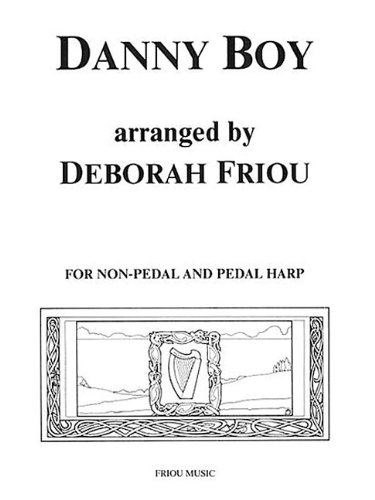 9780936661063: DANNY BOY HARP ARRANGEMENT