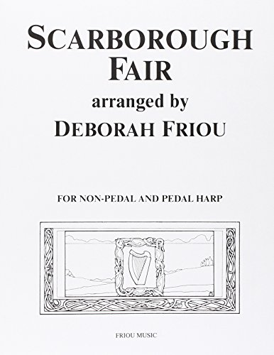 9780936661070: SCARBOROUGH FAIR HARP ARRANGEMENT