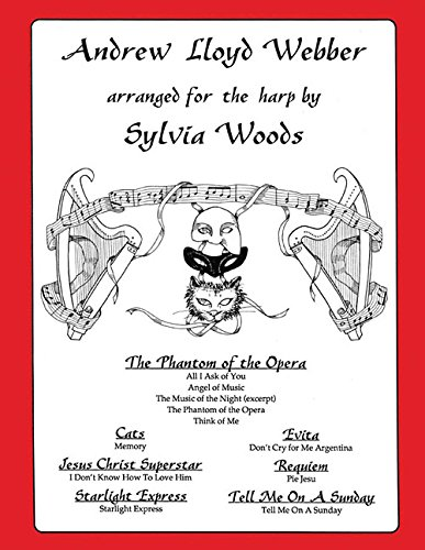 9780936661094: Andrew Lloyd Webber: Arranged for the Harp