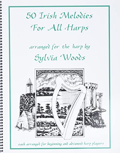 9780936661155: 50 Irish Melodies for All Harps