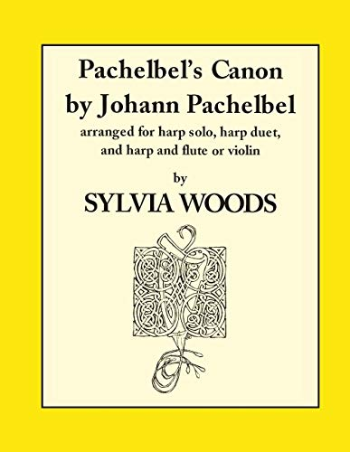 9780936661186: Canon by Pachelbel: for Harp