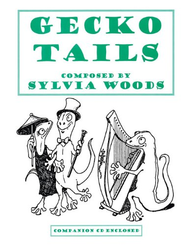 Gecko Tails: Book/CD Pack