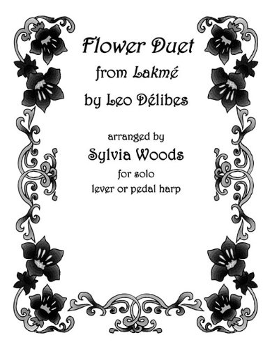 FLOWER DUET (FROM LAKME) ARRANGED FOR SOLO