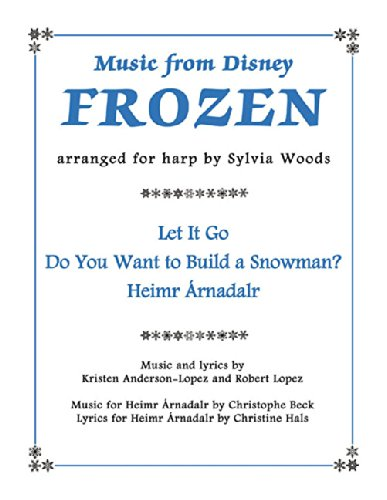 9780936661612: Music from Disney Frozen for Harp