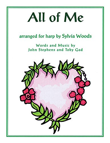 9780936661650: All of Me: Arranged for Harp