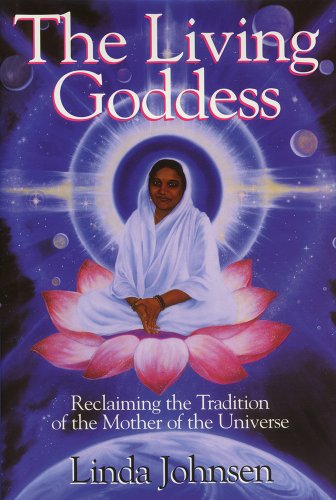 9780936663289: The Living Goddess: Reclaiming the Tradition of the Mother of the Universe