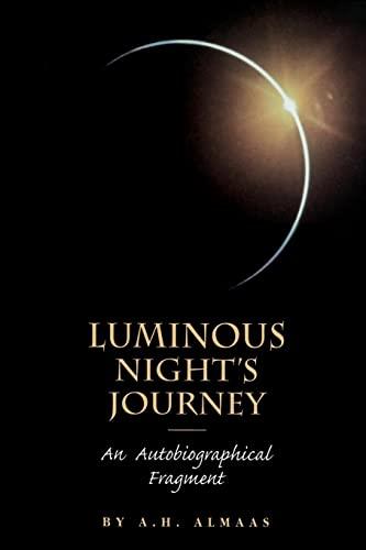 9780936713083: Luminous Night's Journey: An Autobiographical Fragment: An Autobrographical Fragment