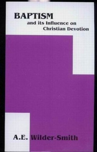 9780936728230: Baptism and its influence on Christian devotion