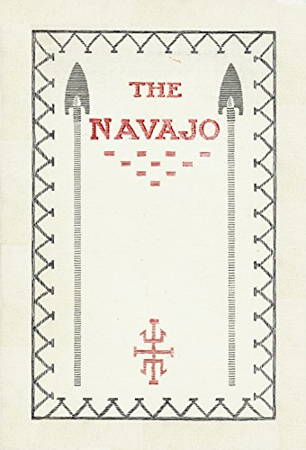 9780936755014: The Navajo: A Reprint in Its Entirety of a Catalogue Published by J.B. Moor
